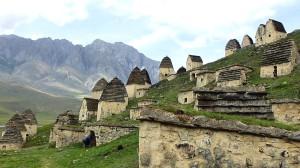 рхитектурно-этнографического комплекса «Город мертвых»